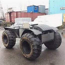 Мото- и электротранспорт - Вездеход 4х4/каракат/переломка/болотоход, 0