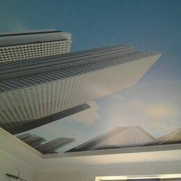 Потолки и комплектующие - Натяжной потолок напрямую под ключ, 0