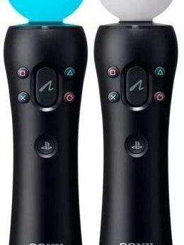 Игровые приставки - Контроллеры движений PlayStation Move Controller…, 0