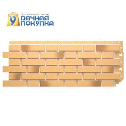 Фасадные панели - Фасадная панель Docke FLEMISH Желтый жженый, 0