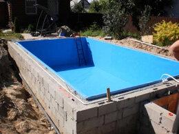 Тенты и подстилки - Вкладыш в бассейн по размерам, 0