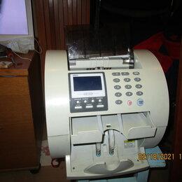 Детекторы и счетчики банкнот - Счётчик-сортировщик банкнот SBM SB-1100, 0