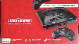 Игровые приставки - Игровая консоль Retro Genesis Remix + 600 игр…, 0