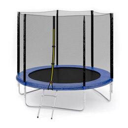 Надувные комплексы и батуты - Батут для детей Trampoline 6 с защитной сеткой…, 0