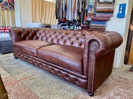 Диваны и кушетки - диван Westminster кожаный , 0