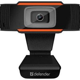 Веб-камеры - Веб-камера Defender G-lens 2579 HD720p, 0