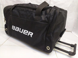 Аксессуары - Баул Хоккейный на колесах спортивная сумка, 0