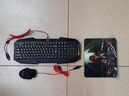 Комплекты клавиатур и мышей - Клавиатура Defender Anger MKP-019 , 0