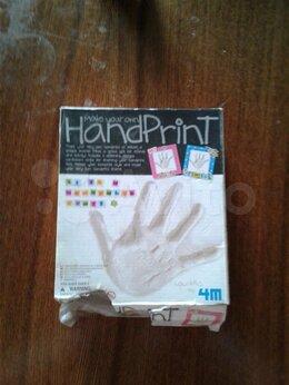 Лепка - Оставь свой след 4М / Handprint, 0