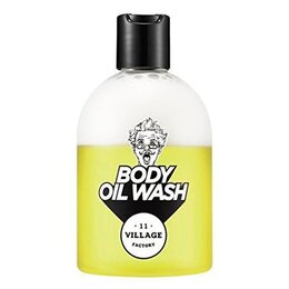Бытовая химия - Двухфазное средство для душа VILLAGE 11 FACTORY Relax-Day Body Oil Wash, 0