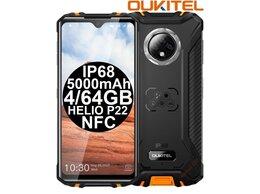 Мобильные телефоны - Новые Oukitel WP8 Pro Orange HelioP22 4/64GB NFC, 0