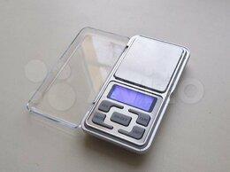 Весы ювелирные - Весы ювелирные электронные карманные (500*0.1 гр.), 0