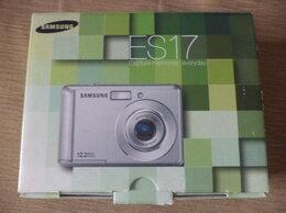 Фотоаппараты - Samsung ES17 (комплект), 0