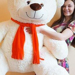 Мягкие игрушки - Плюшевый медведь 190 см белый, 0