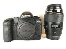 Фотоаппараты - Canon EOS 5D Mark II kit 100mm 2.8 USM (A352), 0