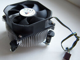 Кулеры и системы охлаждения - Кулер Intel original socket 775 Алюминиевый, 0