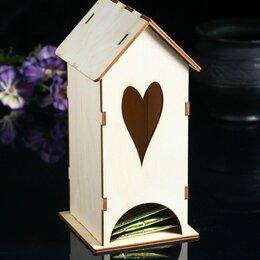 Сервизы и наборы - Чайный домик Сердце, 0