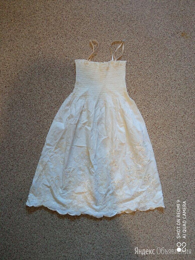 Сарафан платье лёгкое на 4-5 лет  по цене 350₽ - Платья и сарафаны, фото 0
