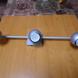 Настенно-потолочные светильники - Светильники  тройные и бра, 0