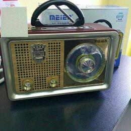 Радиоприемники - Радиоприемник Meier M-110BT (Bluetooth\USB\MP3\microSD, 0
