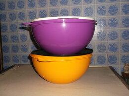 Наборы посуды для готовки - посуда Тапервер большие и замесочные блюда, 0