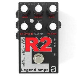 Гитарное усиление - R-2 Legend Amps 2, Двухканальный гитарный предусилитель, 0