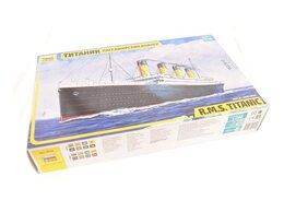 Конструкторы - Сборная модель. Корабль лайнер Титаник 1/700, 0
