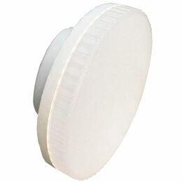 Лампочки - Лампа светодиодная GX53 6Вт 4200K Ecola T5MW60ELC, 0