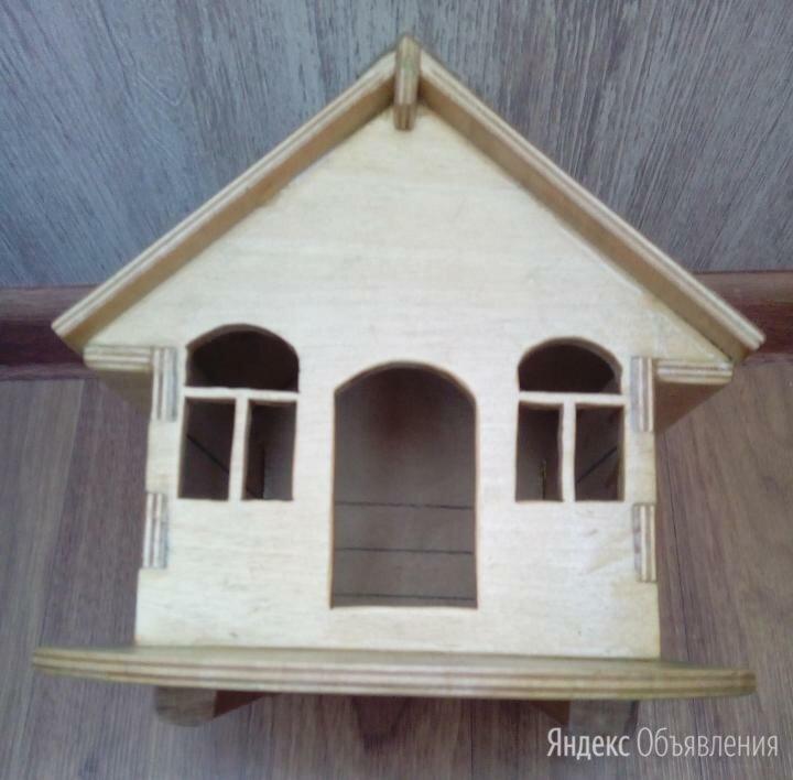 Домик деревянный по цене 1000₽ - Лежаки, домики, спальные места, фото 0