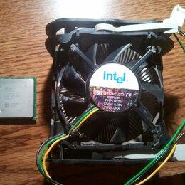 Кулеры и системы охлаждения - Кулер на процессор 478 сокет Intel стандартный род Pentium 4  Prescott, 0