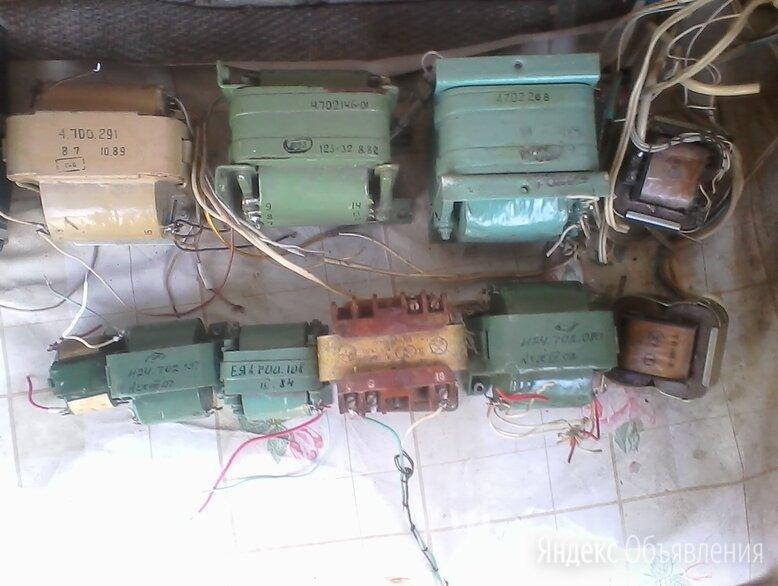 Трансформаторы по цене не указана - Запчасти к аудио- и видеотехнике, фото 0