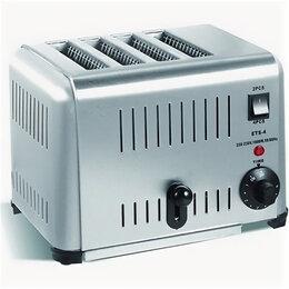 Тостеры - Тостер GASTRORAG TT-ETS-4, 0