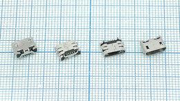 Прочие запасные части - Разъем Micro USB для Fly FS406/FS517/Fly Cirrus 11, 0