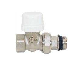 Элементы систем отопления - Вентили под термоголовку радиатора отопления…, 0