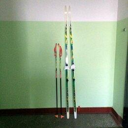 Беговые лыжи - Лыжи STC 195, 0