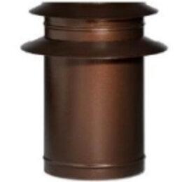 Водопроводные трубы и фитинги - Труба проходной элемент в наборе с воротниками FINGRILL antique (D=370/300), 0