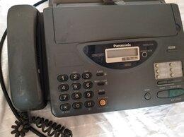 Проводные телефоны - Факсы KX-F500 производства Panasonic, 0