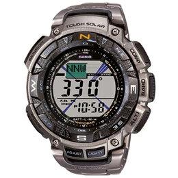 Наручные часы - часы наручные Casio Pro Trek PRG-240T-7E, 0