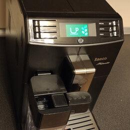 Кофеварки и кофемашины - Кофемашина saeco Minuto HD8763 капучино, 0