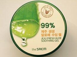 Увлажнение и питание - Алое гель Saem Jeju, 0