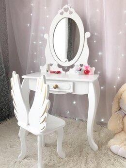 Столы и столики - Туалетный столик для девочки , 0
