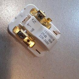 Аксессуары и запчасти - Пусковое реле для  компрессора холодильника SECOP 103N0018 , 0