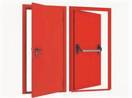 Входные двери - Двери противопожарные дп02, 0