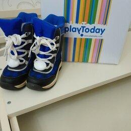 Ботинки - Ботинки детские зимние playToday размер 25, 0