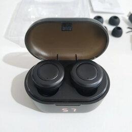 Наушники и Bluetooth-гарнитуры - Беспроводные Bluetooth наушники А6. , 0