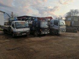 Аренда транспорта и товаров - Услуги манипулятора, 0