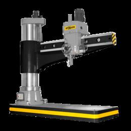 Принадлежности и запчасти для станков - Станок радиально-сверлильный STALEX RD3100x100, 0
