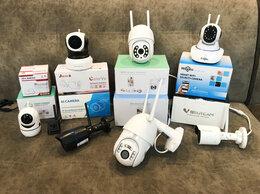 Камеры видеонаблюдения - Ip WiFi Камера видеонаблюдения, 0