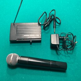 Микрофоны - Радиомикрофон SHURE SH-200, 0