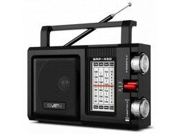 Акустические системы - Портативная акустика SVEN SRP-450 черный, 0